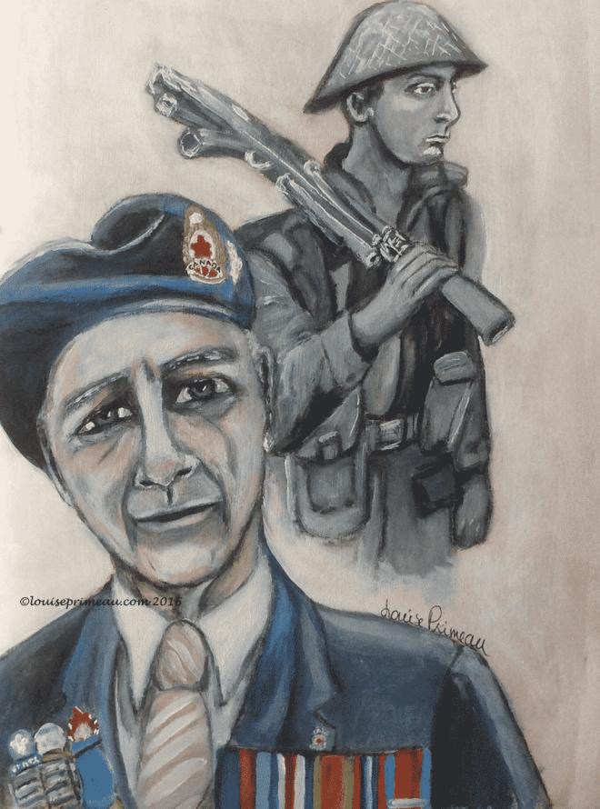war veteran remembers his service