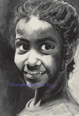 Reworked calcutta girl