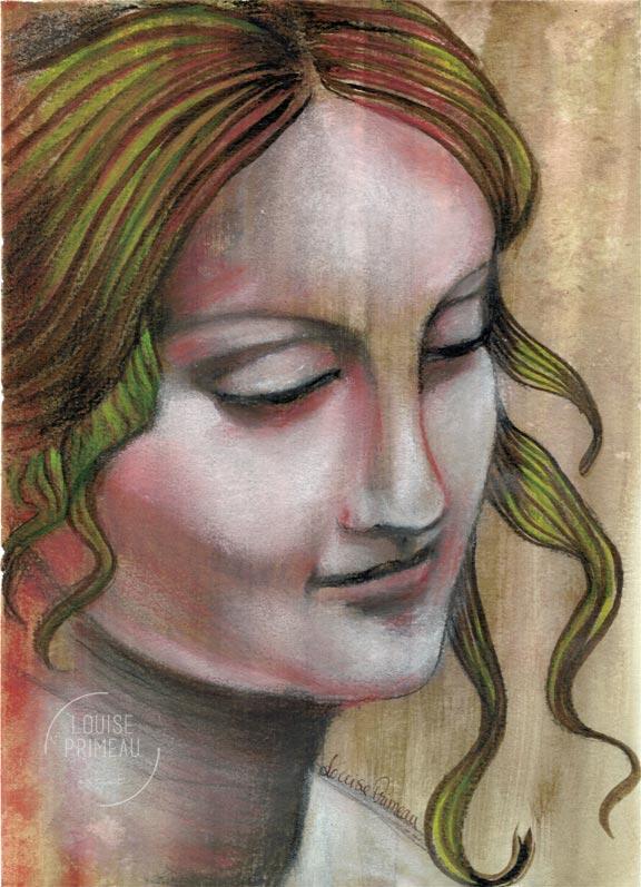 Final Sketch da Vinci style