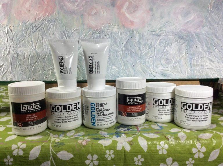 supplies for art