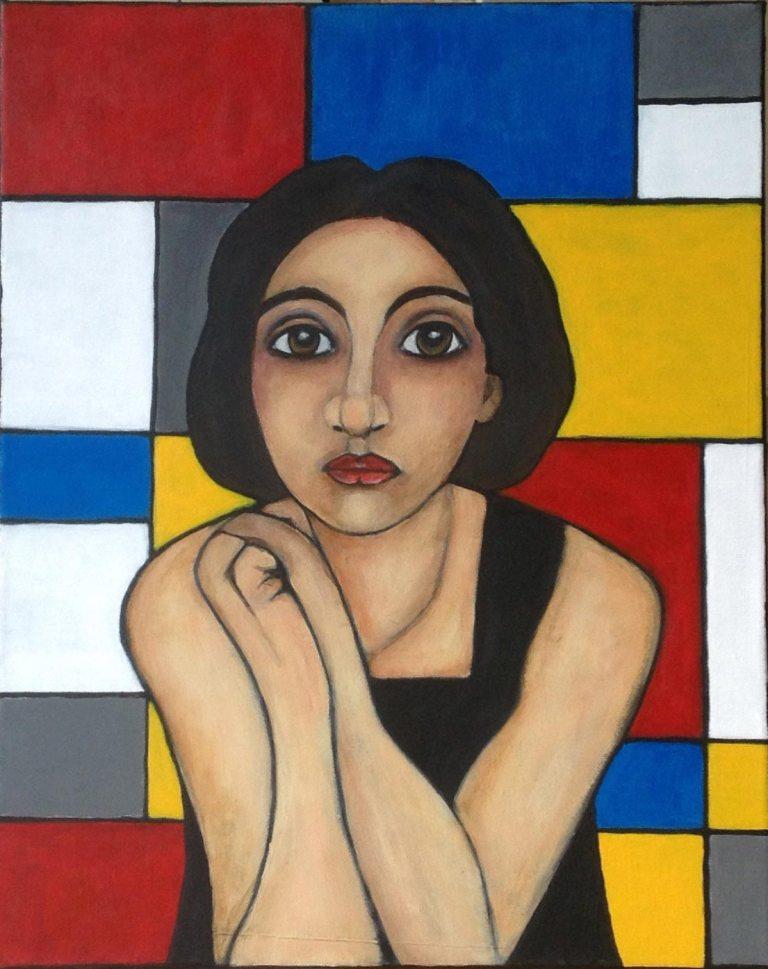 Mondriana by Izzy Art