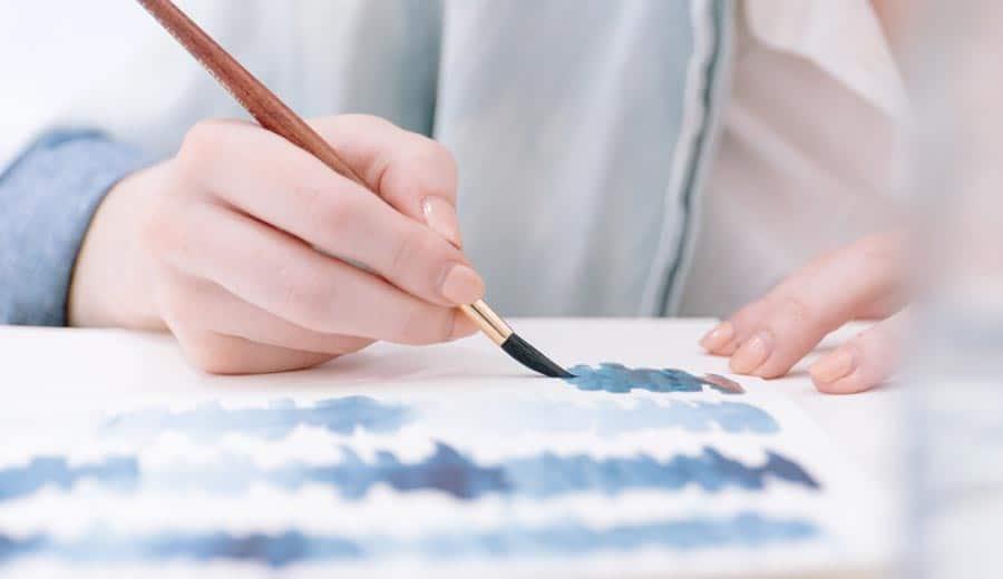 Sketching Blues