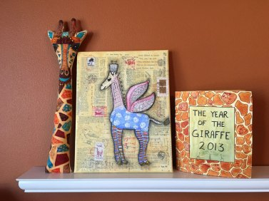 year of the giraffe - 2013