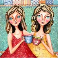 Lori's Whimsical Girls.