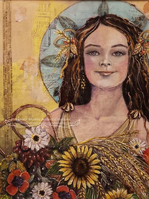 featured artist Tamara Mulkey