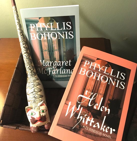 novels by Phyllis Bohonis