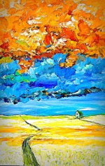 Storm Cloud by Len Shane