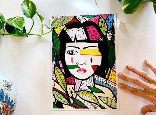Art of Kristina Forrest