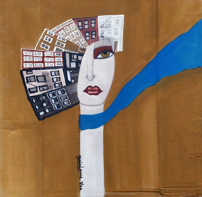 Lady Chelsea by Maria Laura Vila