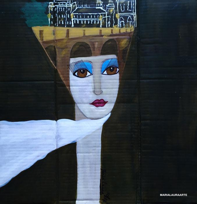 Lady Trastevere by Maria Laura Vila