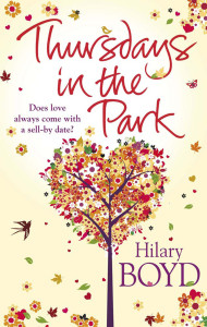 Hilary Boyd - Thursdays in the Park