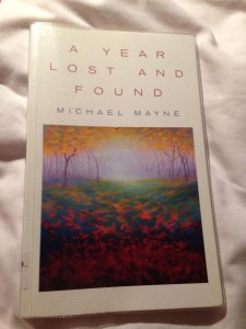 Michael Mayne - A Year Lost and Found