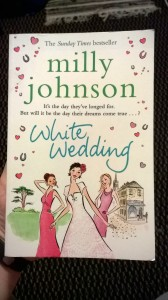 Milly Johnson - White Wedding