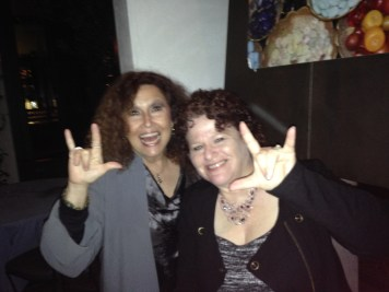 Melissa Manchester and I