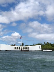 MEMORIAL to the USS ARIZONA