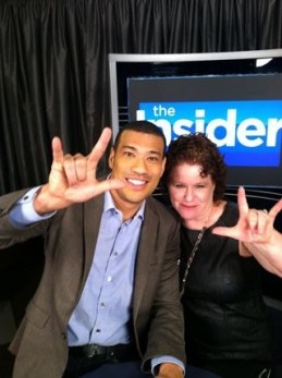 The pre-Rose Bowl event with Michael Yo and Insider