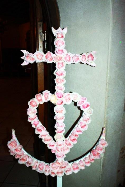 Symbole bois & fleurs