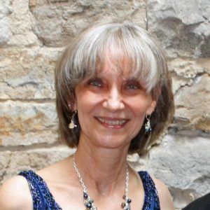 Picture of science fiction author Louise Spilsbury
