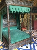 Le lit de La Reyne