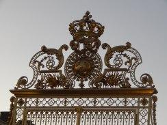 Les grilles de Versailles