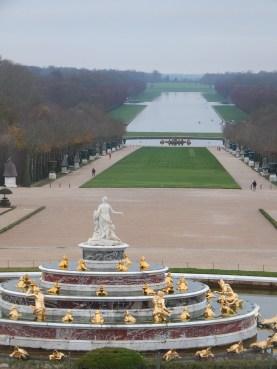 Les Bassins, jardins de Versailles