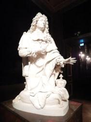Statue représentant Louis XIV