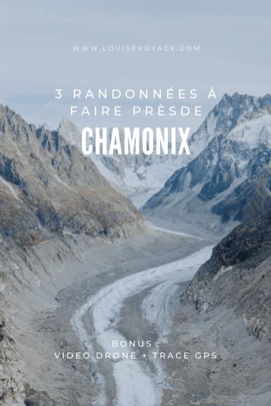 Randonnées à Chamonix (1)