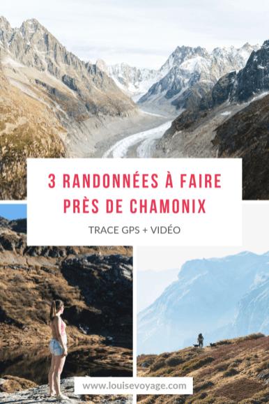 Randonnées à Chamonix (2)