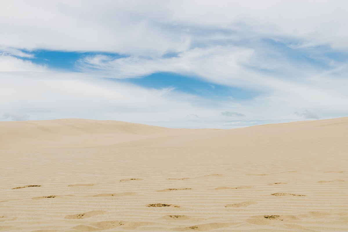 Giants Dunes, Te Paki