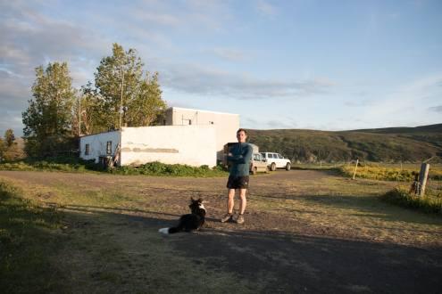 Ferme islandaise