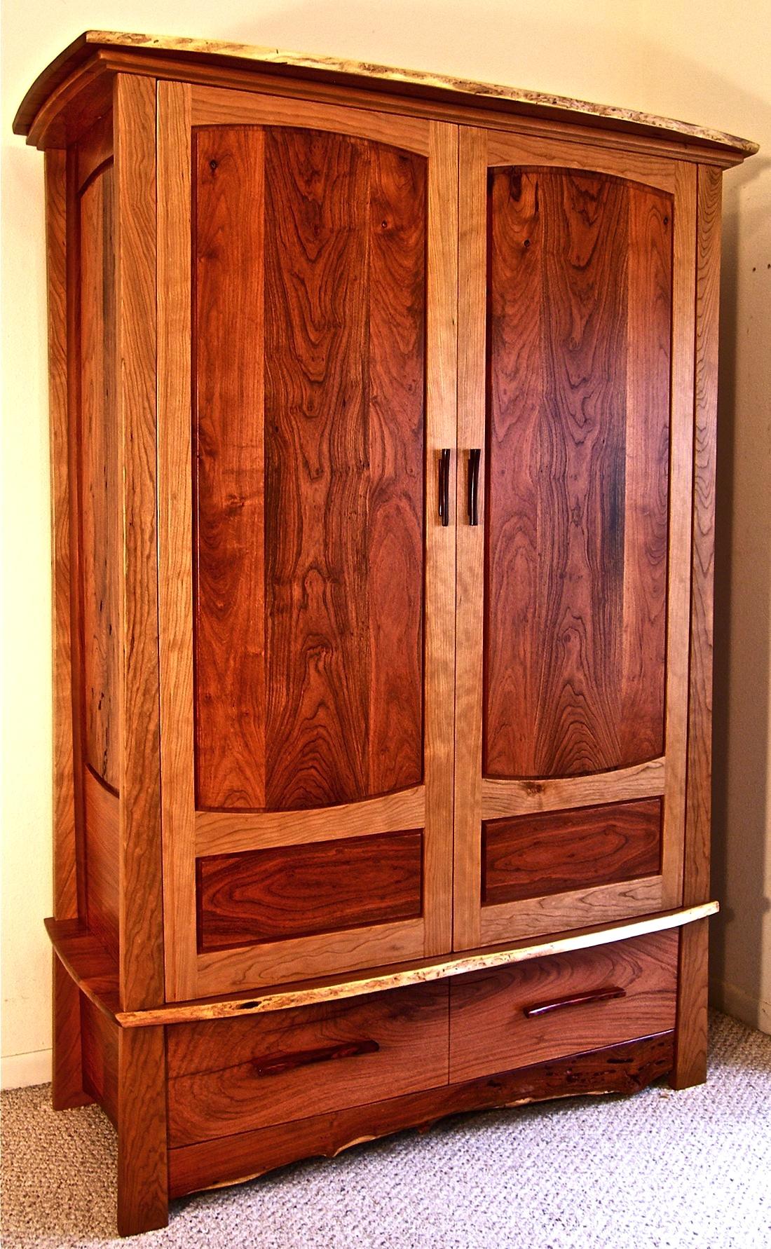 Woodwork Free Armoire Furniture Plans PDF Plans
