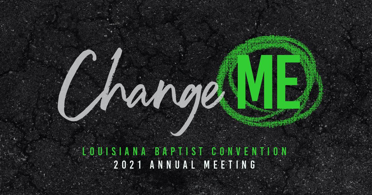 Change Me - 2021 Annual Meeting