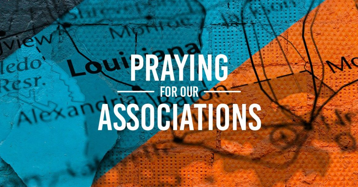 Pray for Eastern Louisiana Baptist Association
