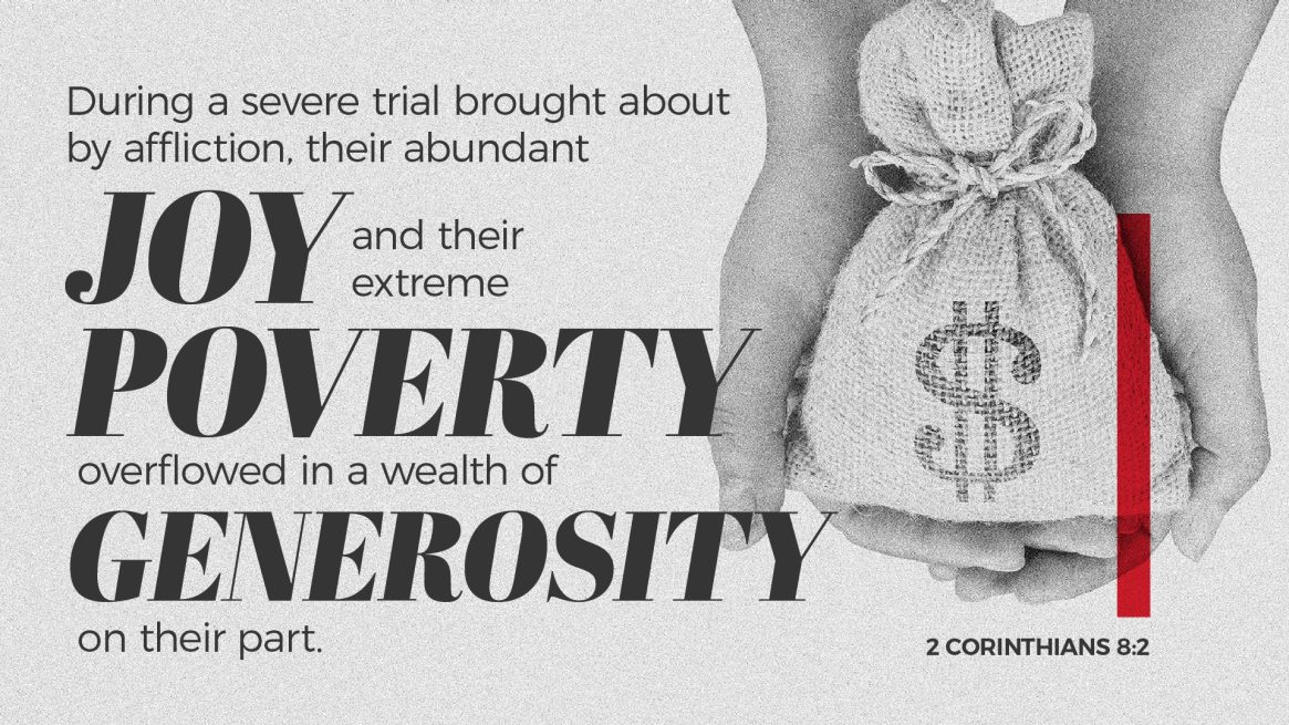2 Corinthians 8:2