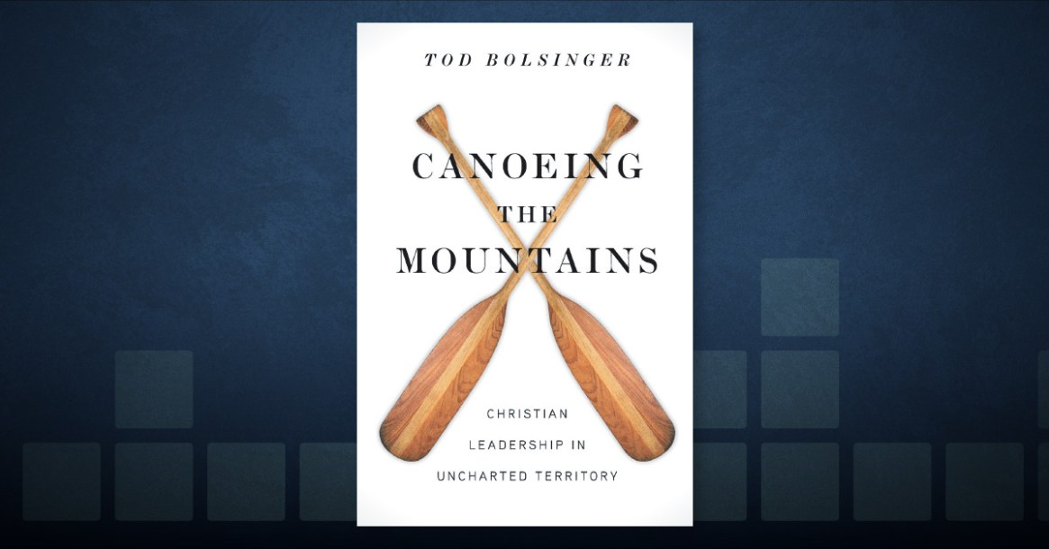 A Review of Canoeing the Mountains