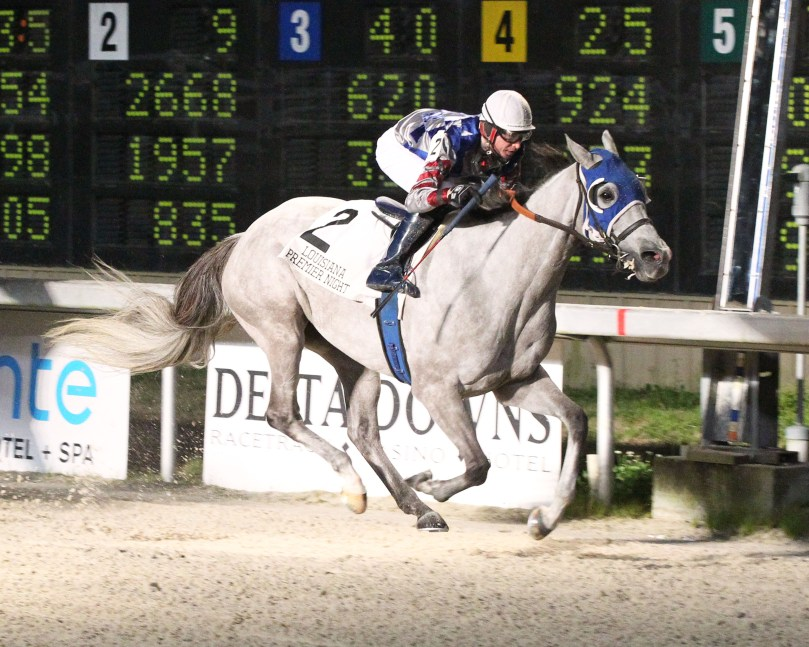 HYPER PIPER - LA Bred Premier Night Distaff - 16th Running - 02-09-19 - R10 - DED-01