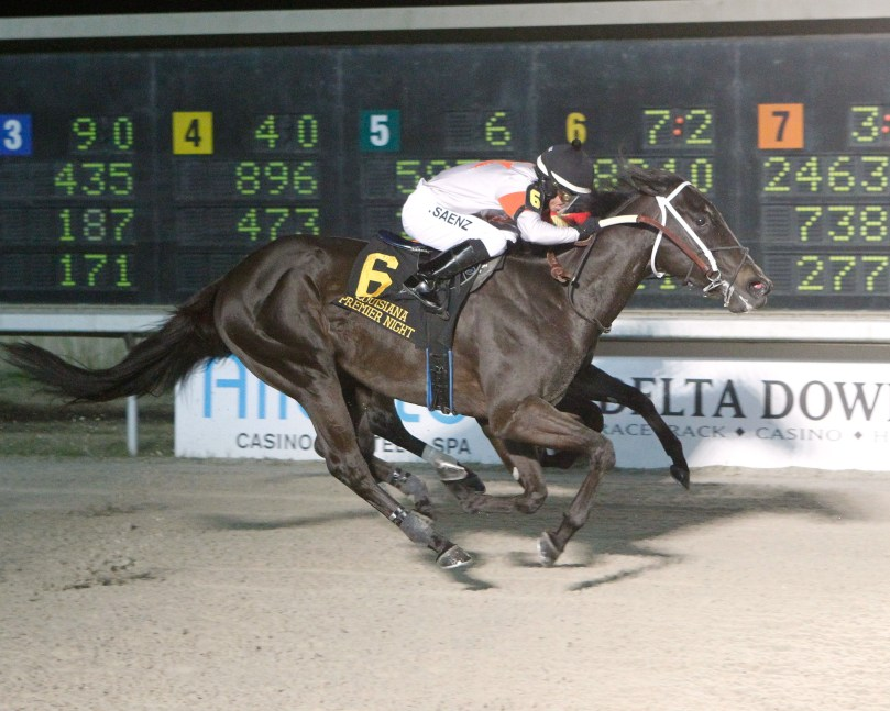 SHANG - La Bred Premier Night Prince Stakes - 02-09-19 - R08 - DED-01
