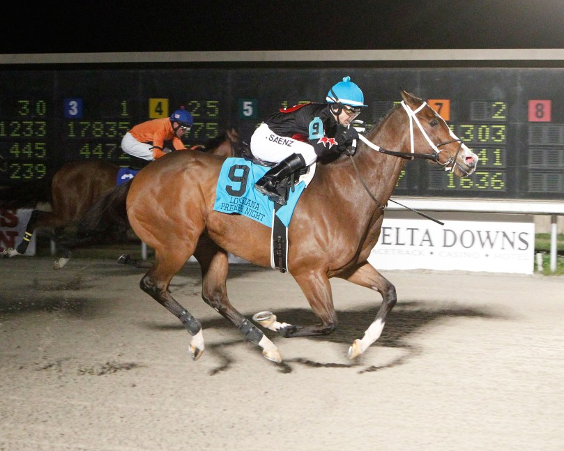 WONDER RUN - LA Bred Premier Night Sprint - 16th Running - 02-09-19 - R11 - DED-01