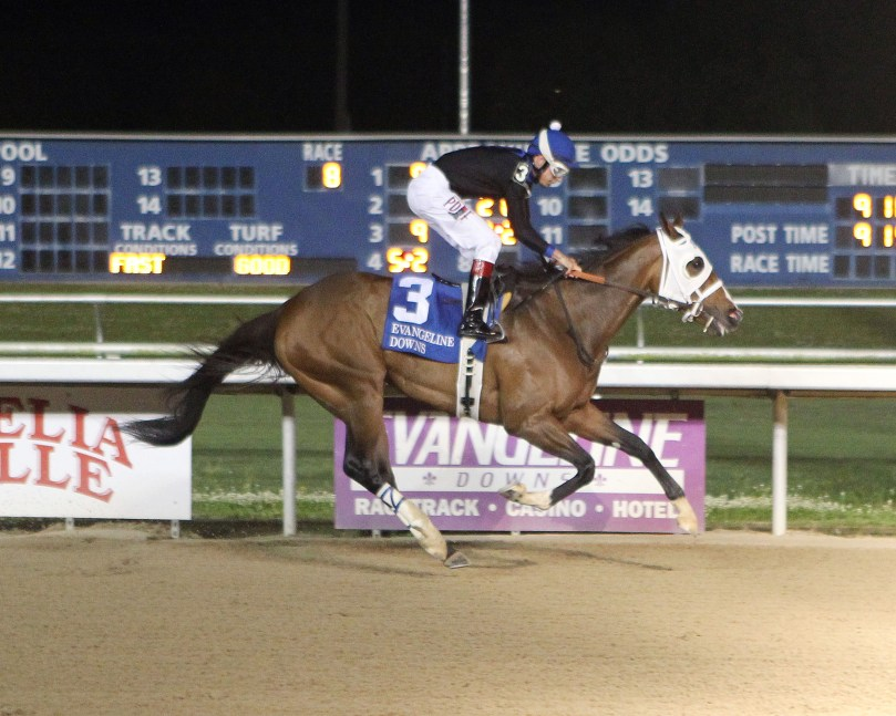 SPECIAL BLESSING - Evangeline Downs Distaff - 04-26-19 - R08 - EVD - Finish