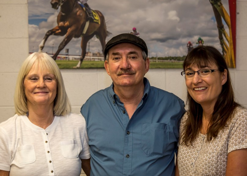 Ardoin Family -Patti, Ronald and Natalie