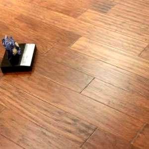 Mountain Harbor cinnamon flooring