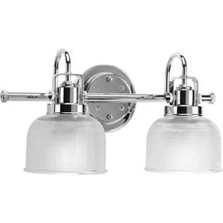 Two-Light Bath & Vanity