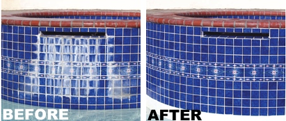 Louisiana Pool Tile Cleaning | Swimming Pool Tile Cleaning in Louisiana