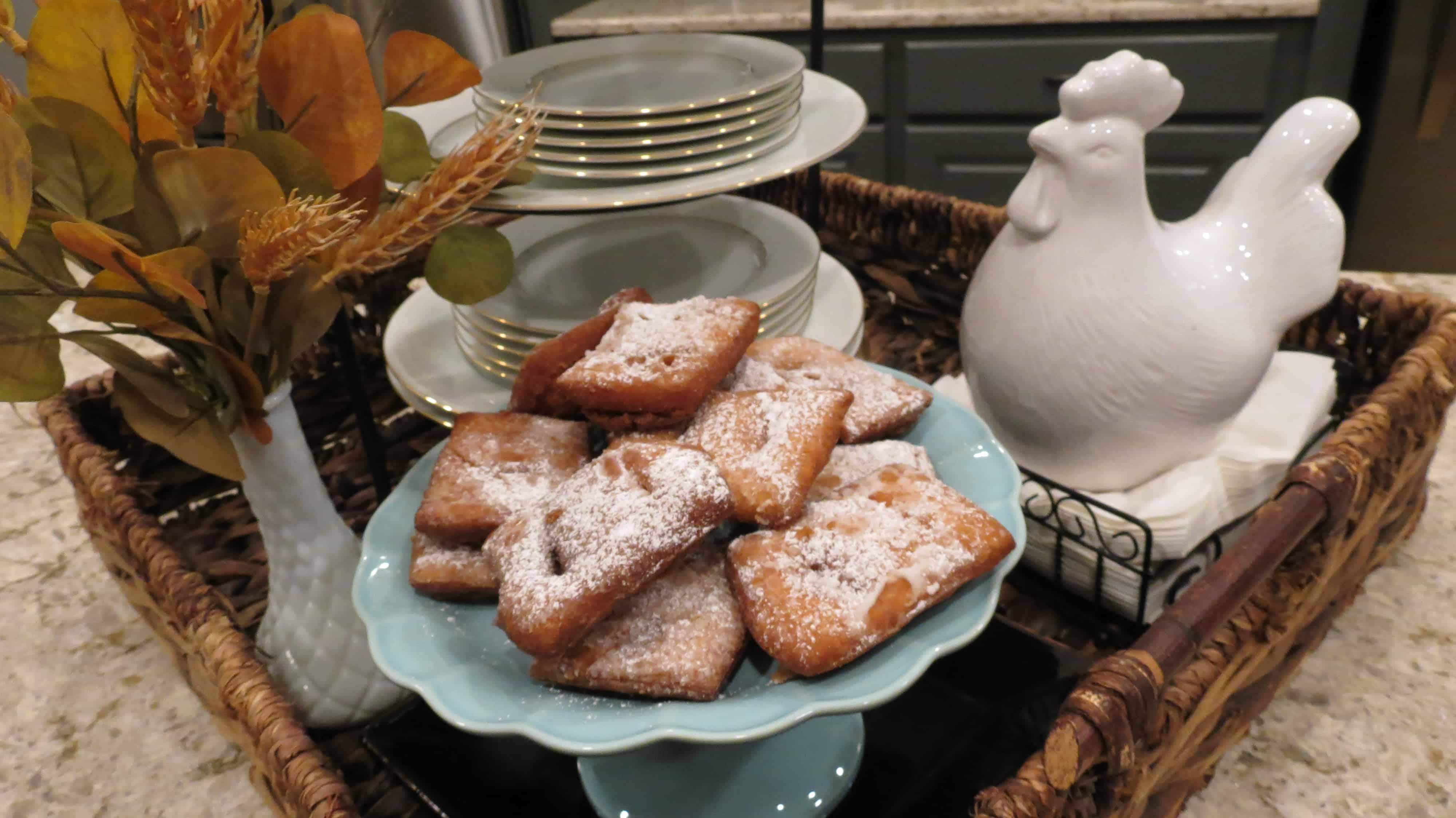 Croquesignoles Or French Donuts