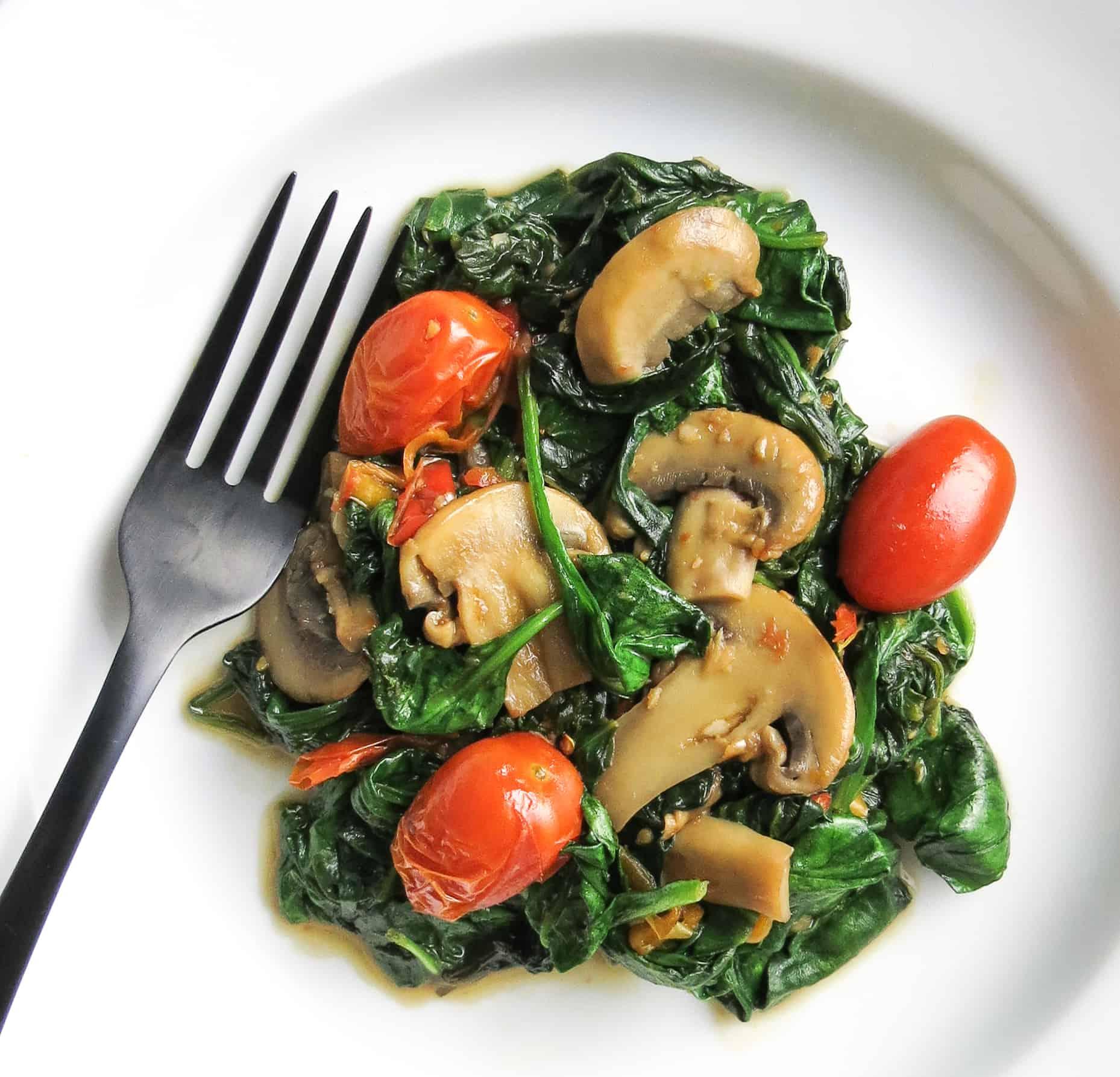 Spinach Medley
