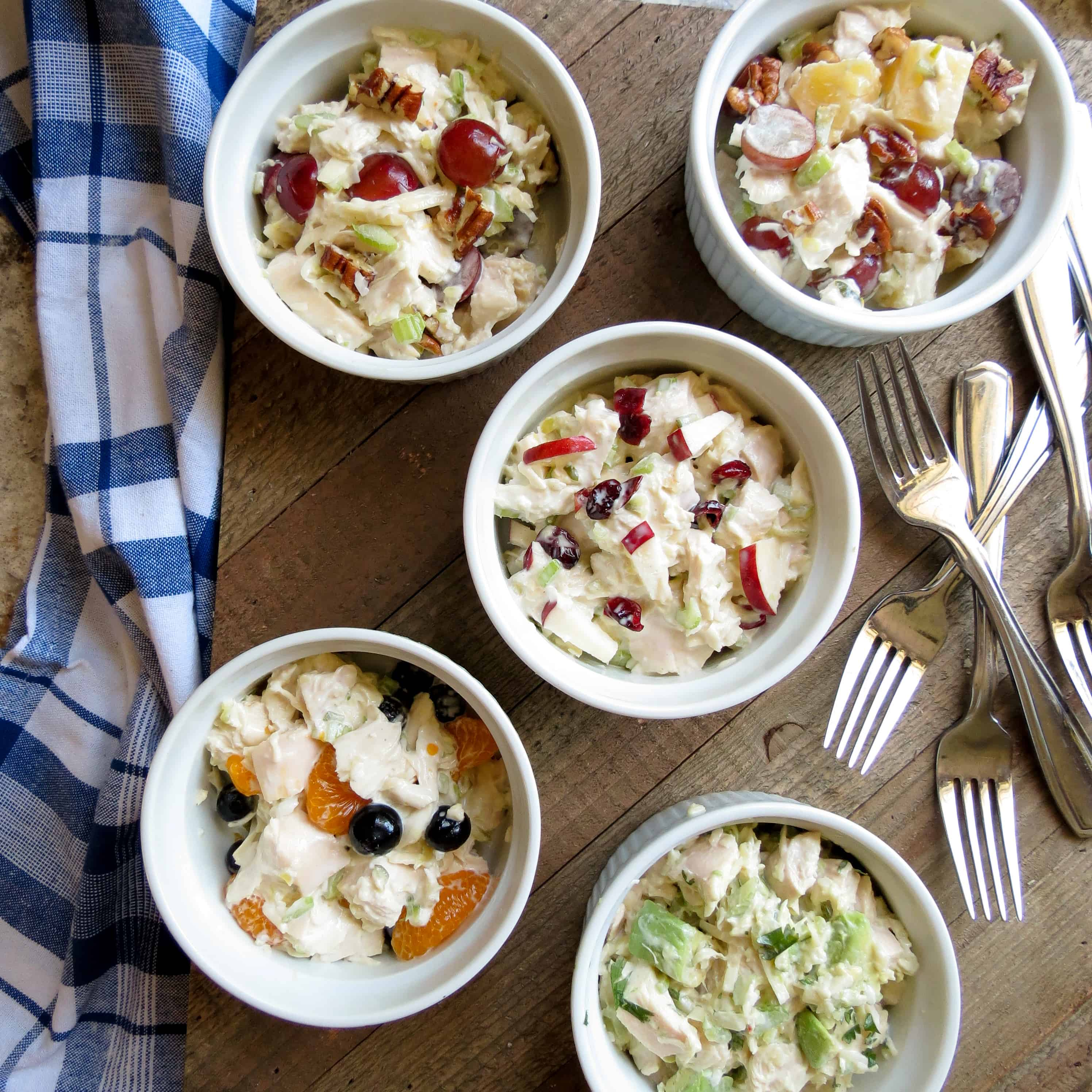 Chicken Salad Your Way