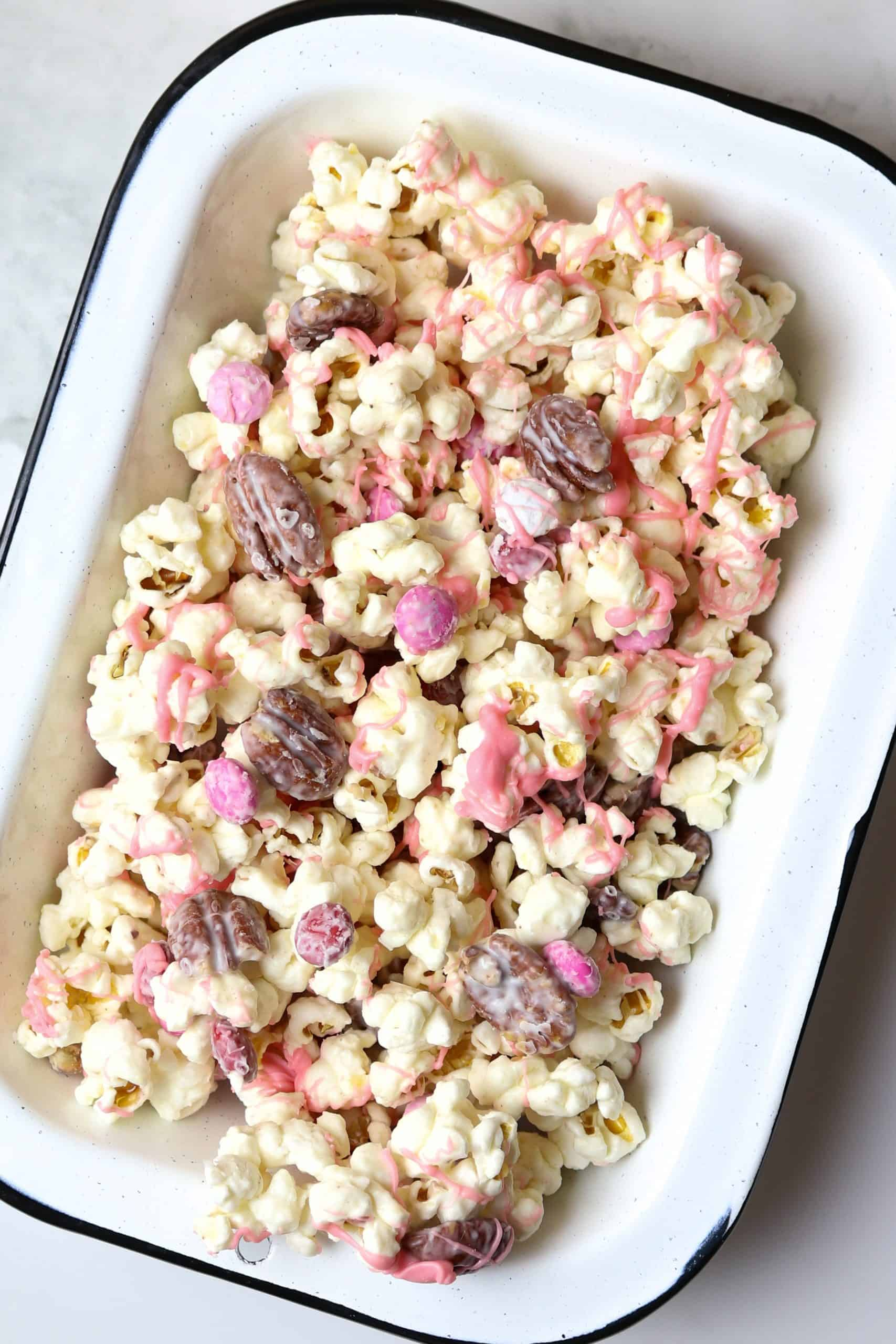 Instant Pot Popcorn Candy