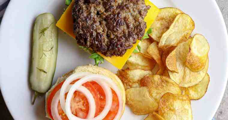 Best Sizzle Burger Recipe