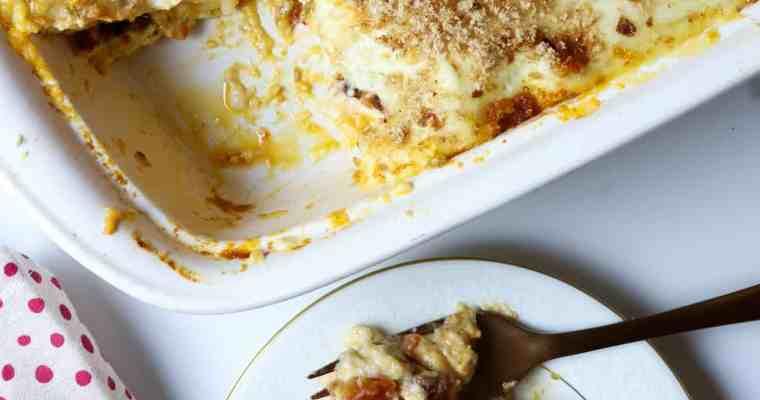 Crawfish Lasagna