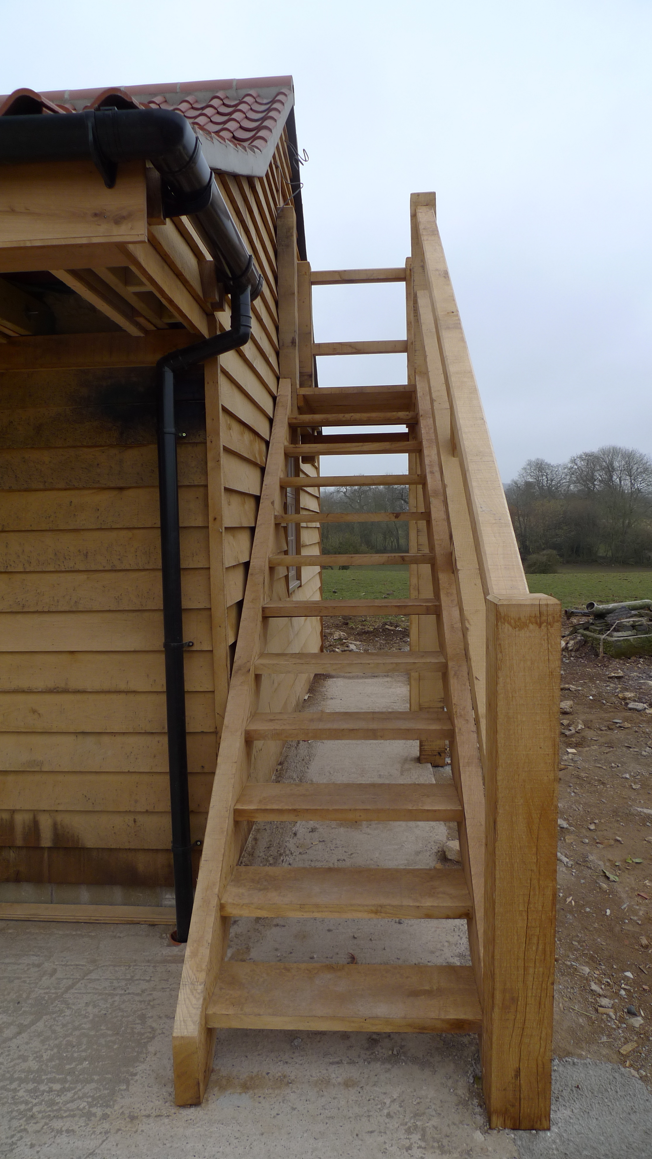 Outdoor Structures Oak Timber Framing Amp Carpentry In France